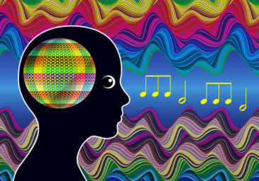 Hospitals and therapists use music therapy to change a patients' mood.