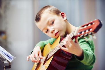 Consider making a donation or working with the Peterson Family Foundation to bring music therapy to children around the country. Every person's support matters.