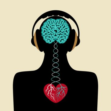 The books we have chosen are a great source of information on how music affects our mind and body, both physically and mentally.