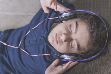 As a parent of a child going through medical treatments, being able to use music in the home to reduce stress and anxiety is important.